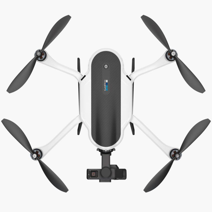 GoPro karma квадрокоптер