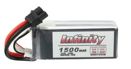 Infinity 1500mAh 4SP1