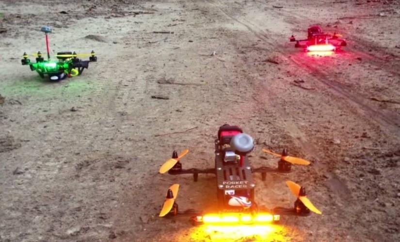 Что такое гоночные квадрокоптеры и что такое гонки на квадрокоптерах - Все о квадрокоптерах
