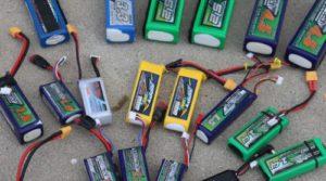 lipo аккумуляторы