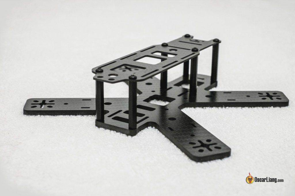 строение рамы для квадрокоптера