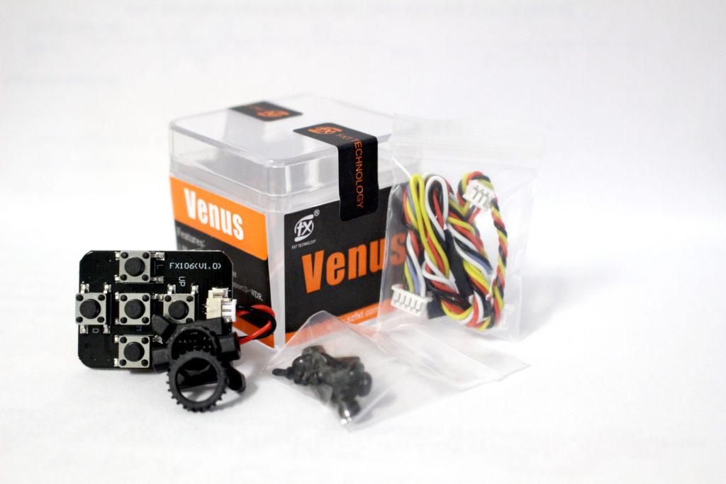 FPV камера FXT T81 Venus 800TVL CMOS