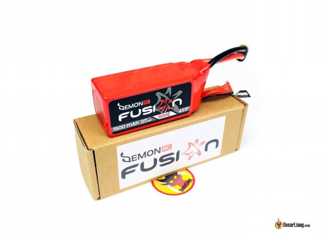 DemonRC Fusion 4S 66C