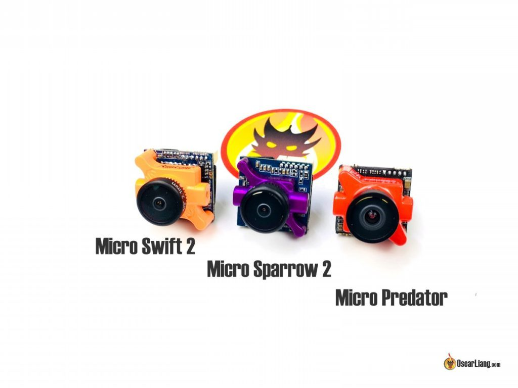 swift 2, sparrow 2, predator