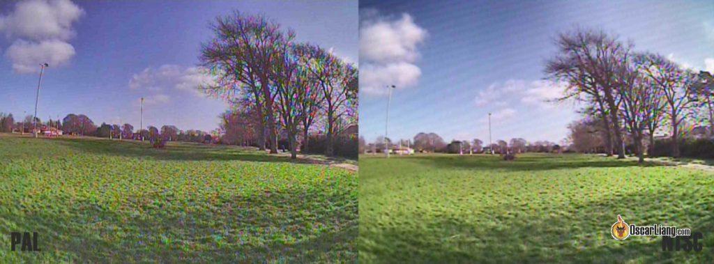Micro Sparrow 2 качество видео