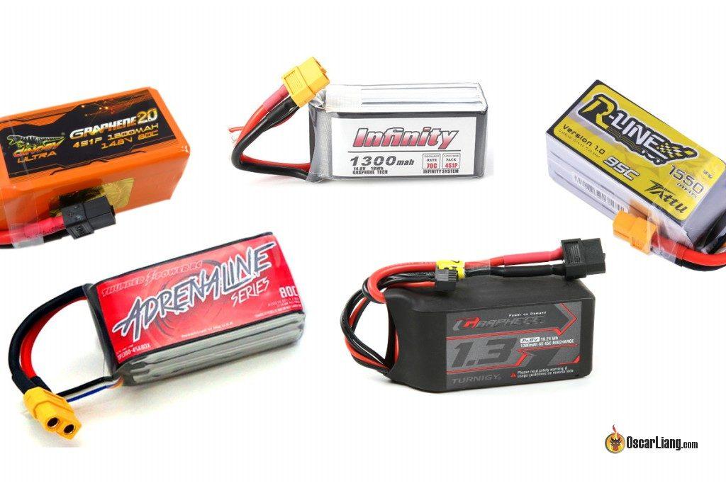 Топ 5 LIPO аккумуляторов