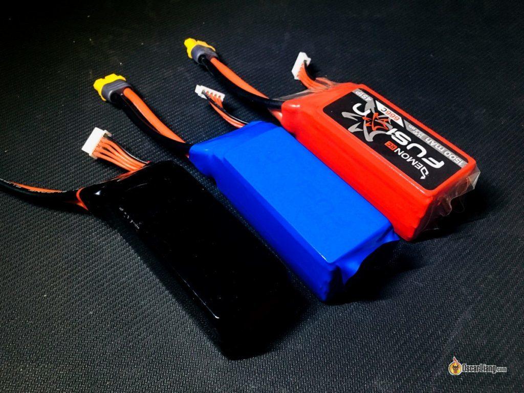 пример термоусадки на аккумулятор