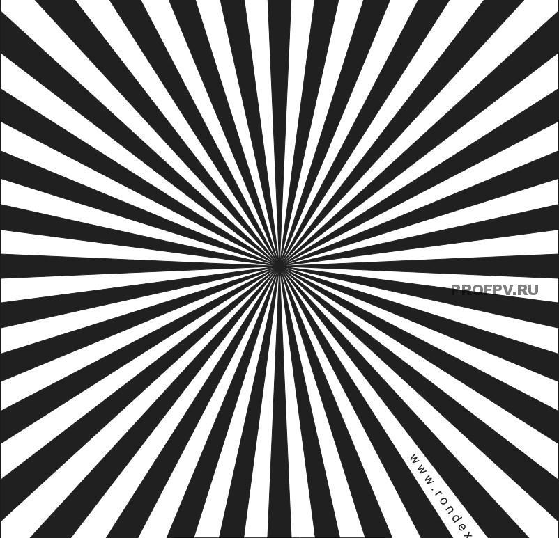Как настроить фокус объектива FPV камеры и настроить резкость