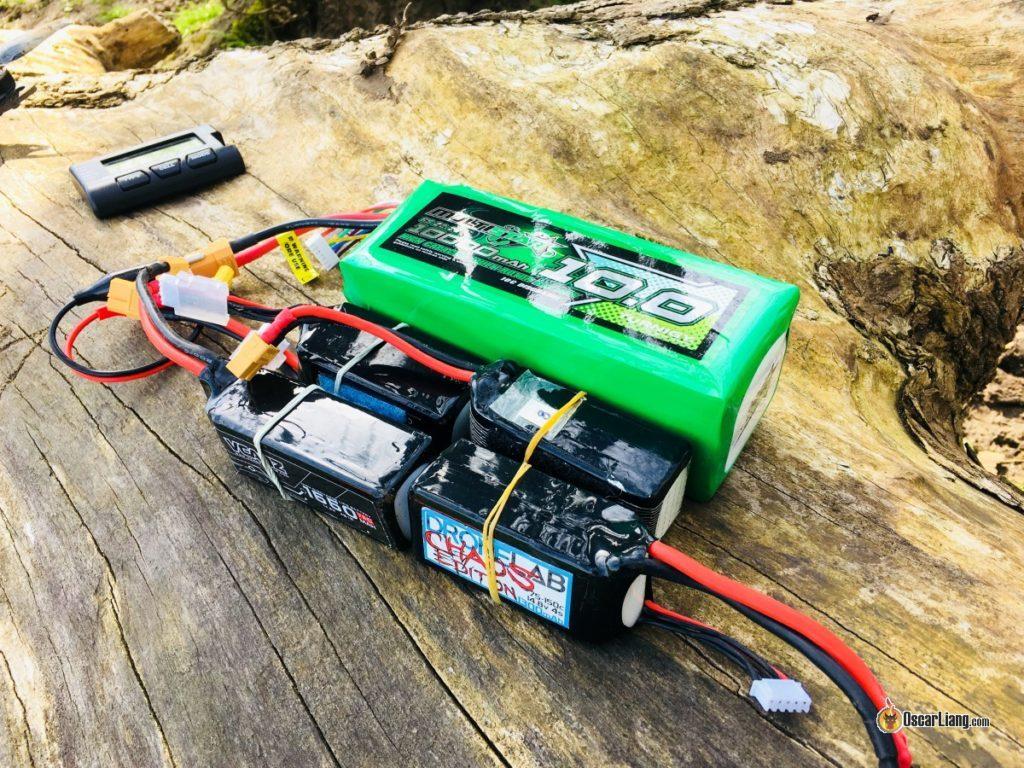 Переноска полевого зарядного устройства. Компактность