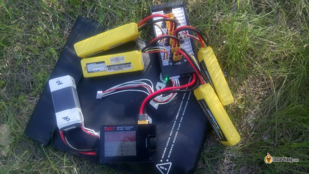 Пример переносного зарядного устройства