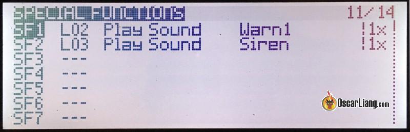 настройка звуковых сигналов