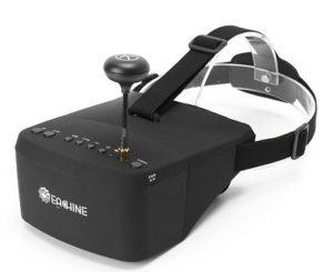 Бюджетный или для новичков шлем Eachine EV800