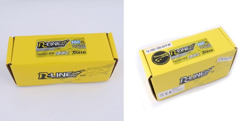 Tattu R-Line 100С в коробке