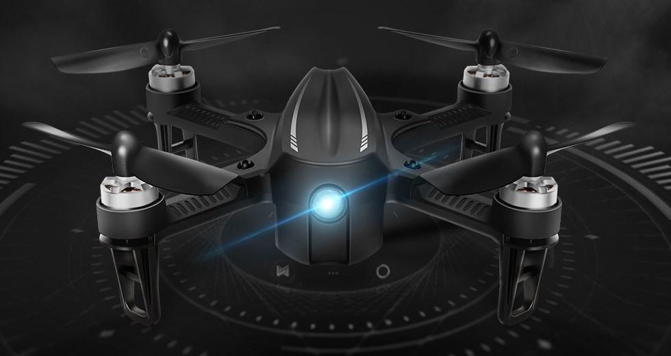 Квадрокоптер Eachine EX2 mini: обзор, характеристики и особенности