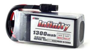 Infinity 1300mAh