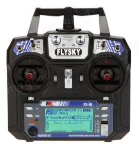 FlySky FS-i6 2.4G на 6CH