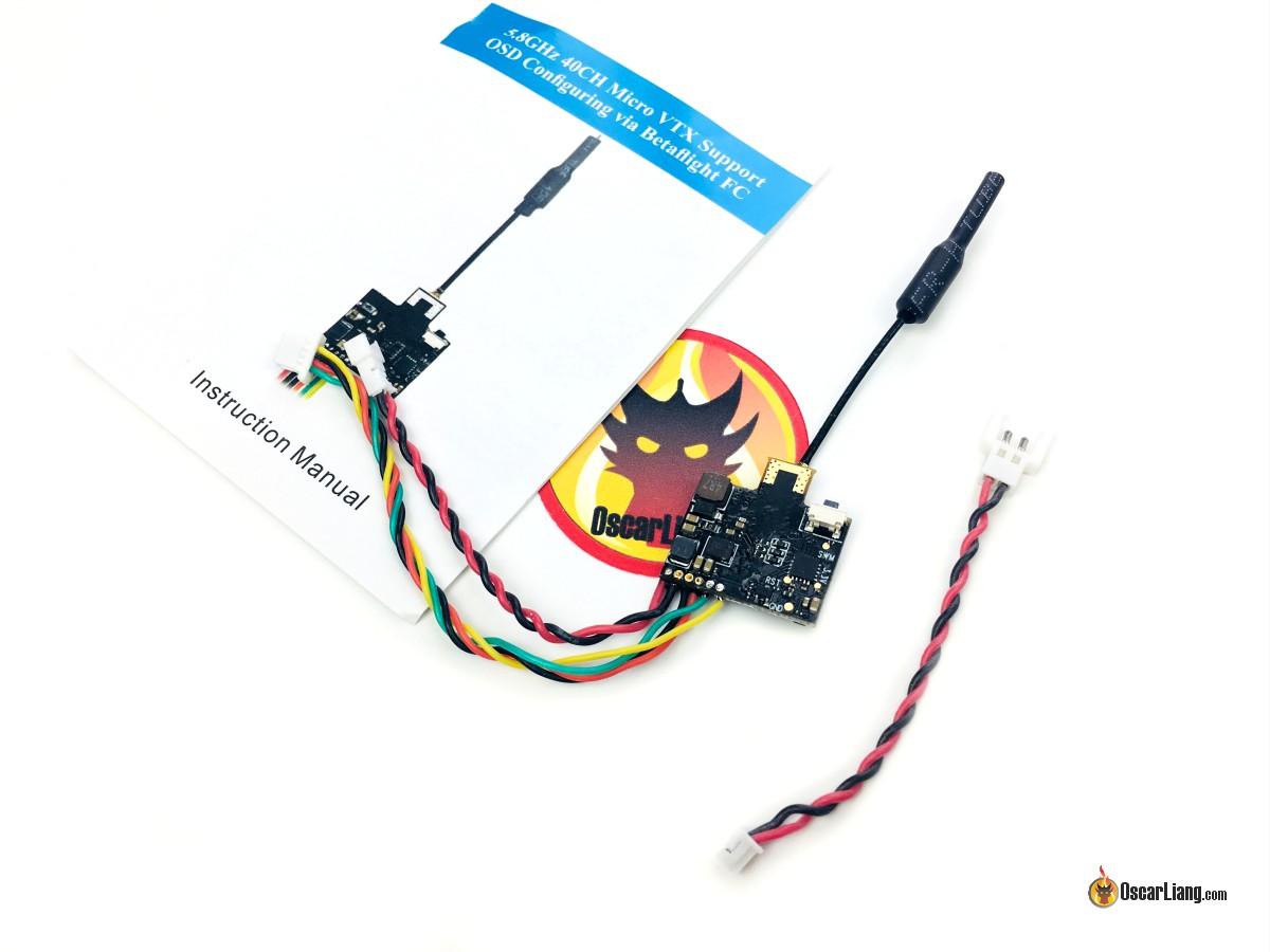 AKK Nano2 видеопередатчик