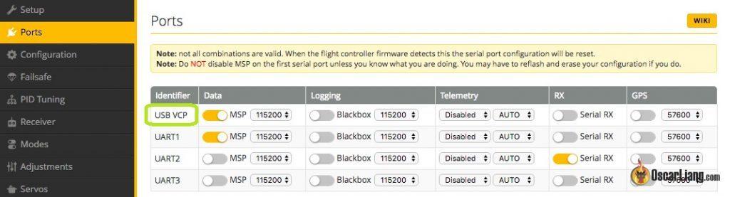 Как подключить полетный контроллер к Betaflight, если сломался USB