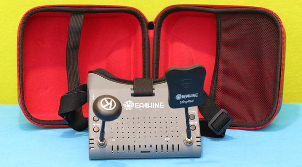 Eachine EV900 обзор FPV шлема