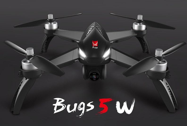 Квадрокоптер MJX Bugs 5W: обзор и фото