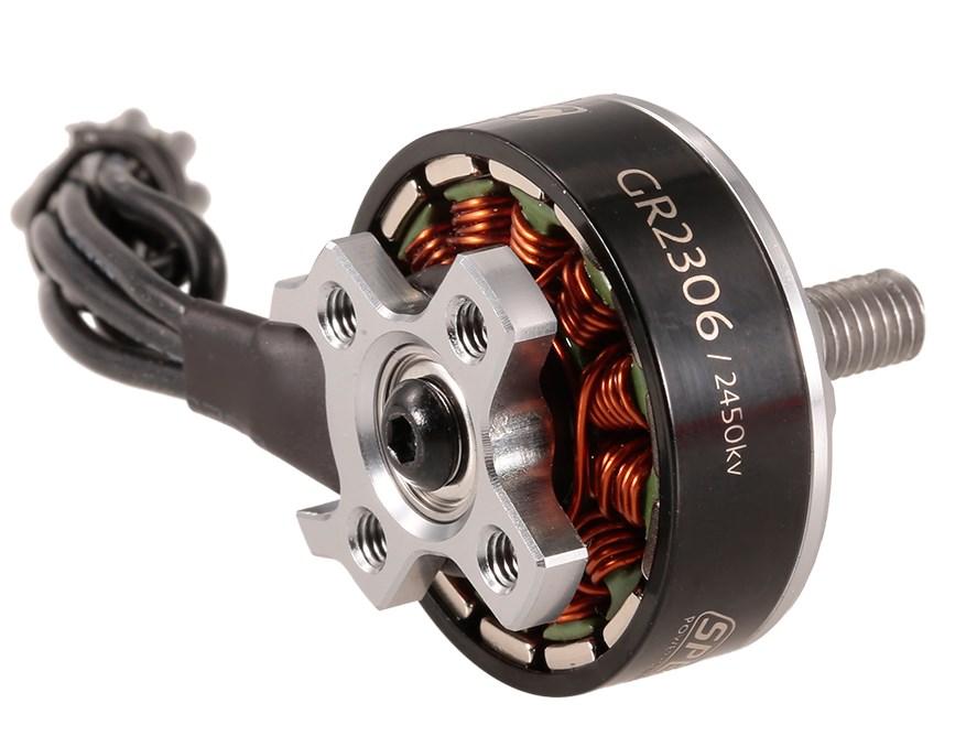 Моторы GEPRC GR2306 2450KV для гоночных квадрокоптеров