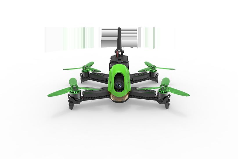 Hubsan H123D X4 JET: доступный стартовый FPV дрон