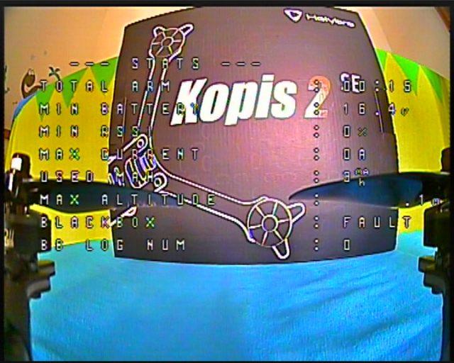 Holybro Kopis 2 SE OSD