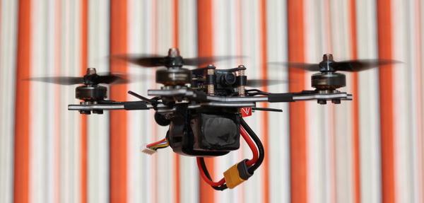 Holybro Kopis 2 SE тестовый полет