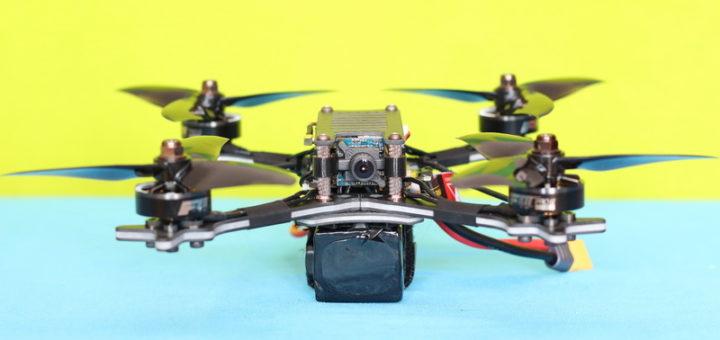 Holybro Kopis 2 SE гоночный дрон