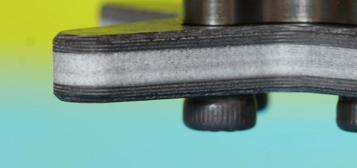 Holybro Kopis 2 SE толщина карбоновой рамы