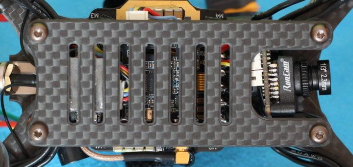 Holybro Kopis 2 SE верхняя плашка рамы