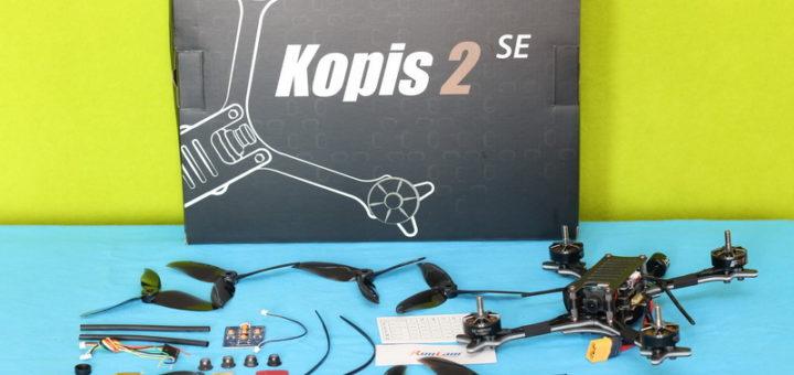 Holybro Kopis 2 SE полный набор