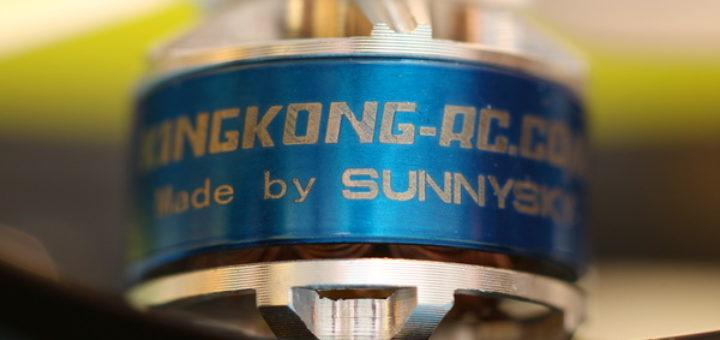 KingKong-ET125 двигатель