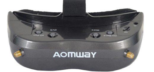 Aomway Commander V2 обзор FPV очков