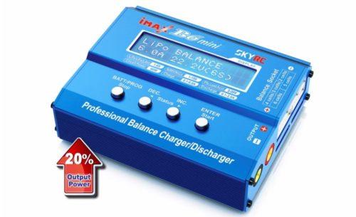 Как выбрать зарядное устройство LiPo для квадрокоптера? Советы и примеры