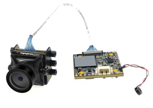 Caddx Turtle V2 FPV камера с разрешением 1080Р/60FPS