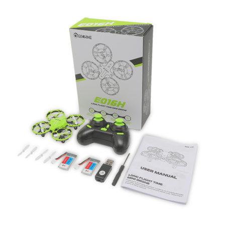 Eachine E016H Mini: квадрокоптер для детей