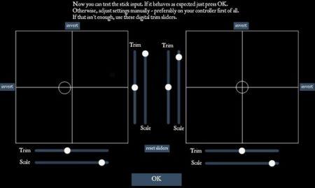 ОбзорFPV симулятора Freerider Classic/Recharged - Калибровка
