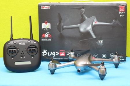 MJX B2SE дрон 2