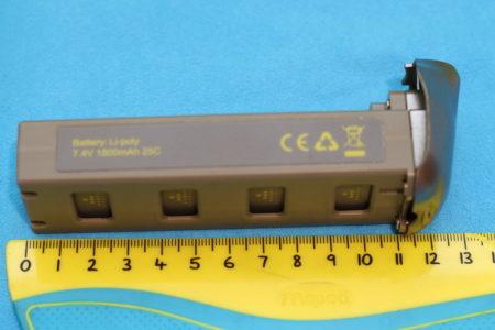 MJX B2SE размер аккумулятора