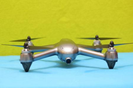 MJX B2SE дрон, вид спереди
