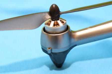 MJX B2SE мотор вблизи