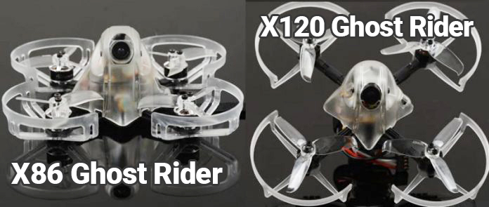 SKYSTARS X86 мм X120 мм Ghost Rider