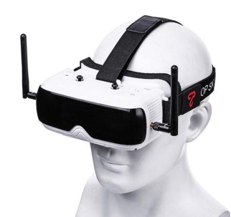 TOPSKY Prime1S FPV шлем, первый анонс