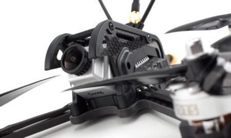 DTS GT200 - FPV дрон для фристайла, анонс, вид на камеру