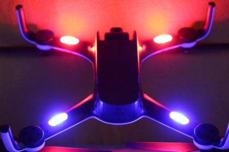 JJRC X7 Smart светодиодные огни