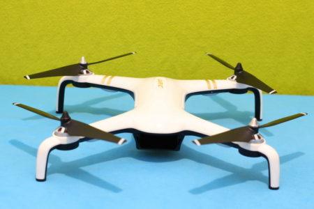 JJRC X7 Smart дрон с пропеллерами