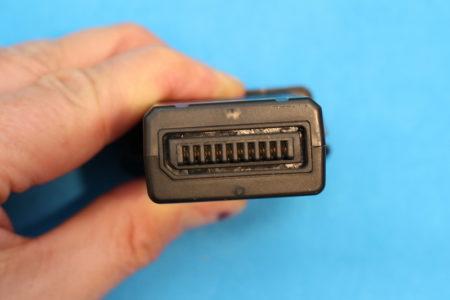 JJRC X7 Smart коннектор аккумулятора