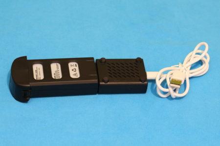 JJRC X7 Smart зарядка аккумулятора