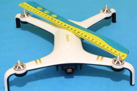 JJRC X7 Smart размер